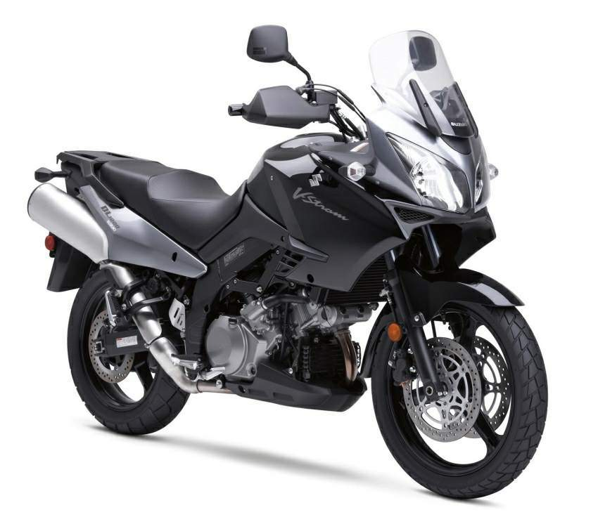 Мотоцикл Suzuki DL 1000 V-Strom Grand Touring 2006
