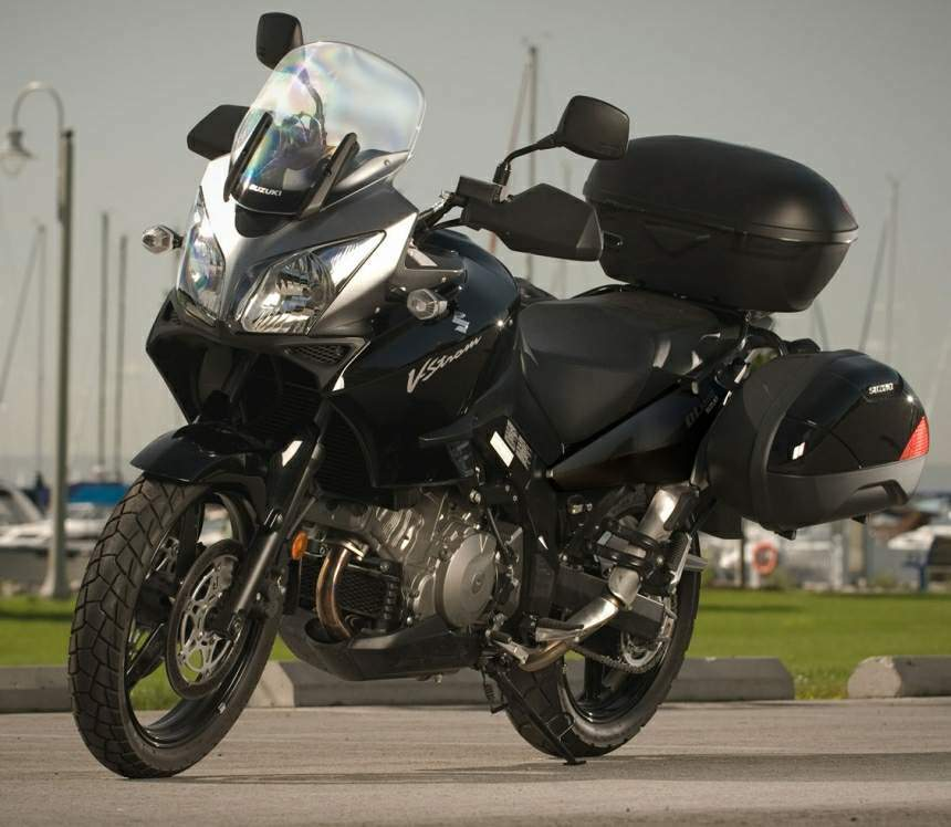 Мотоцикл Suzuki DL 1000 V-Strom Grand Touring 2009