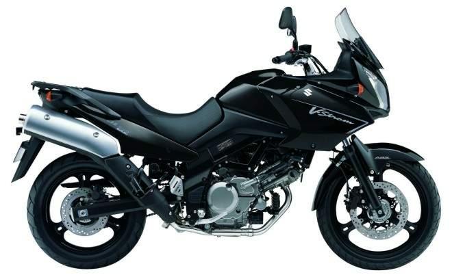 Suzuki DL 650 V-STROM GT ABS 2008 - Fiche moto - MOTOPLANETE