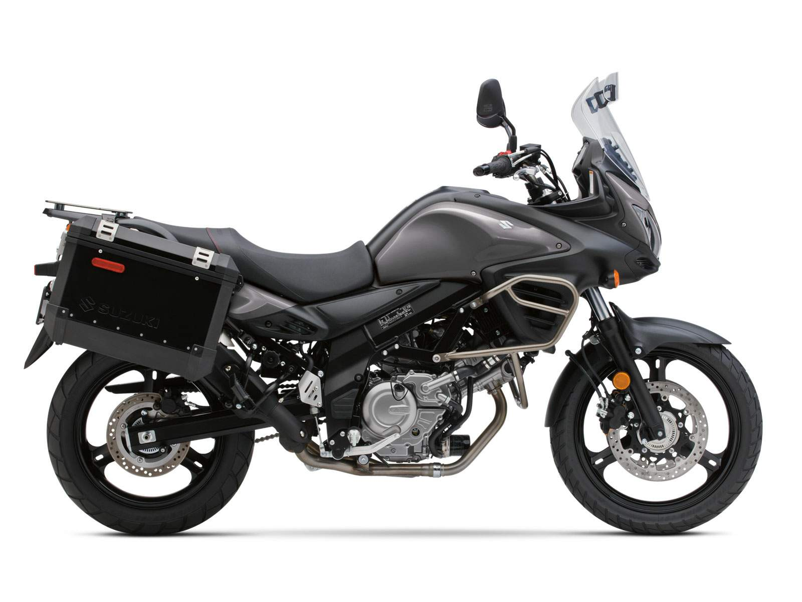 Мотоцикл Suzuki DL 650 V-Strom Adventure 2012