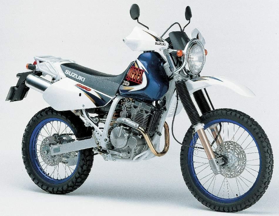 Suzuki djebel 250 запчасти
