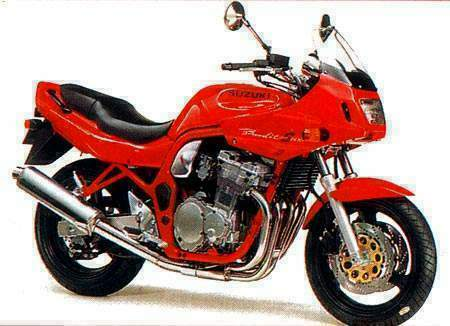 Мотоцикл Suzuki GSF 600S