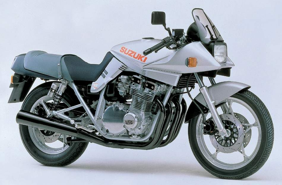 Мотоцикл Suzuki GSX 1100S Katana Final Edition 1994