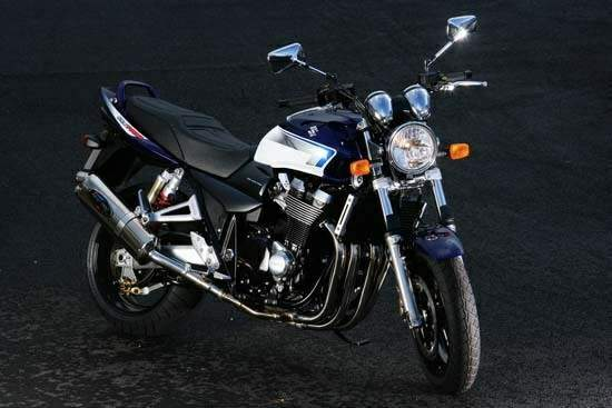 Мотоцикл Suzuki GSX 1400 Final Edition 2006
