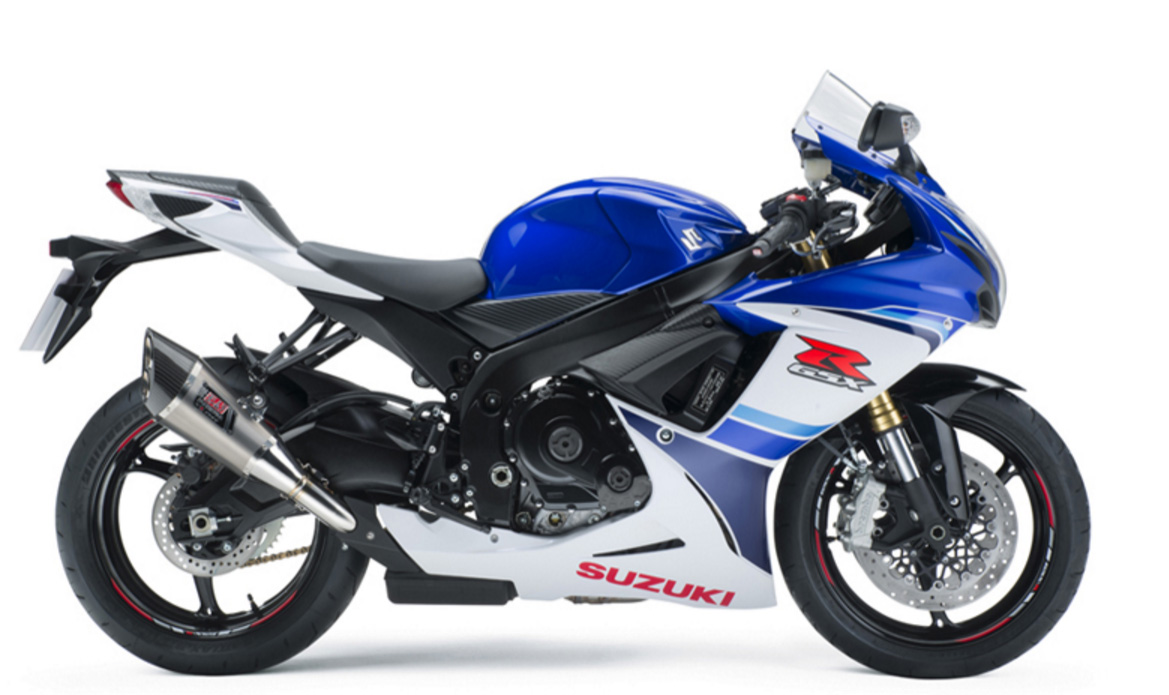 Мотоцикл Suzuki GSX-R 750 30th Anniversary Commemorative Edition 2016