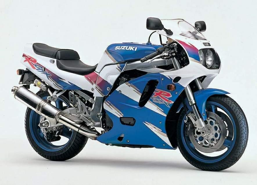 мотоциклы сузуки 750 ф 1992 года фото