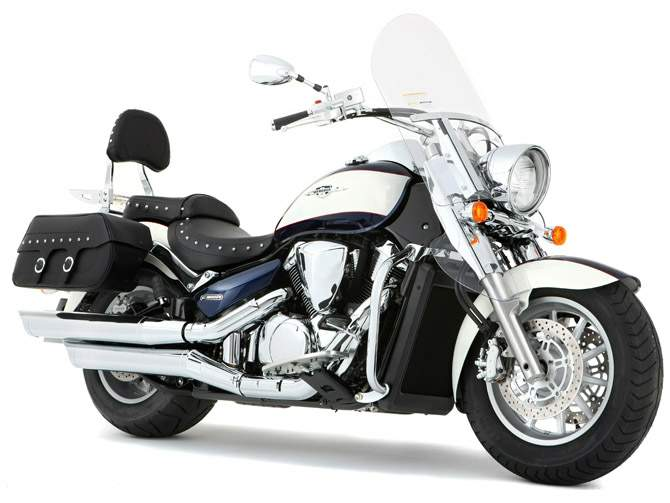 Мотоцикл Suzuki Intruder C1800RT Limited Edition 2008