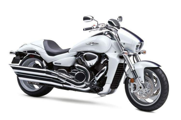 Мотоцикл Suzuki Intruder M109RZ Limited Edition 2009