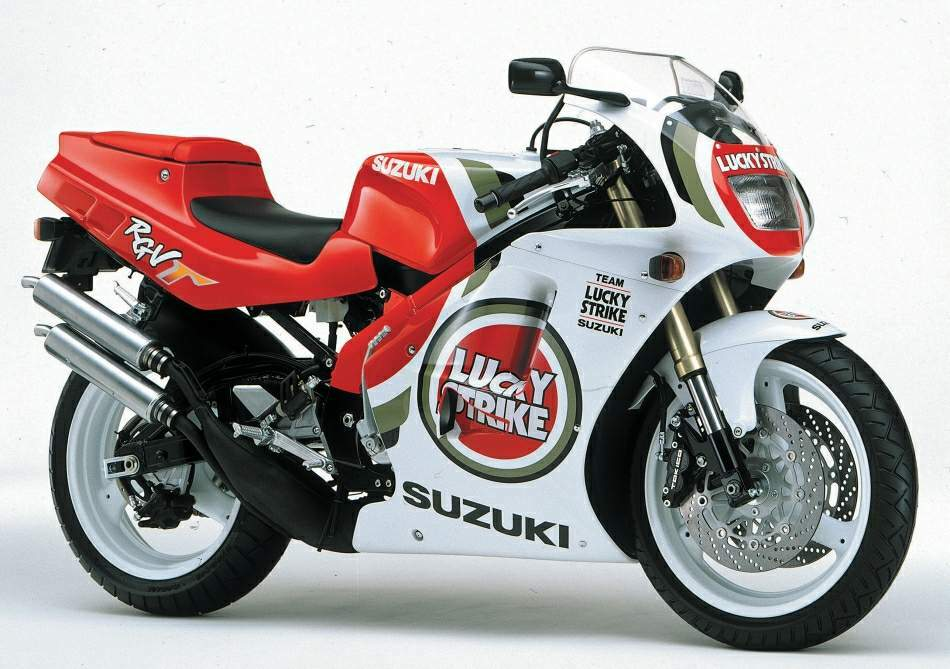 Мотоцикл Suzuki RGV 250SP Lucky Strike S.E. 1996
