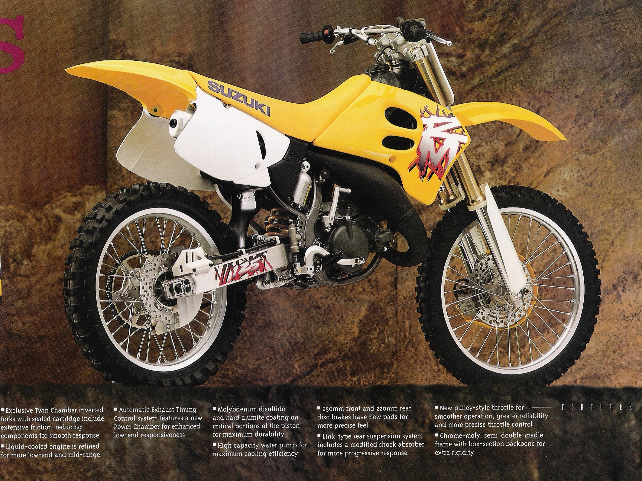 suzuki rm125 wiring diagram honda cr125 wiring diagram