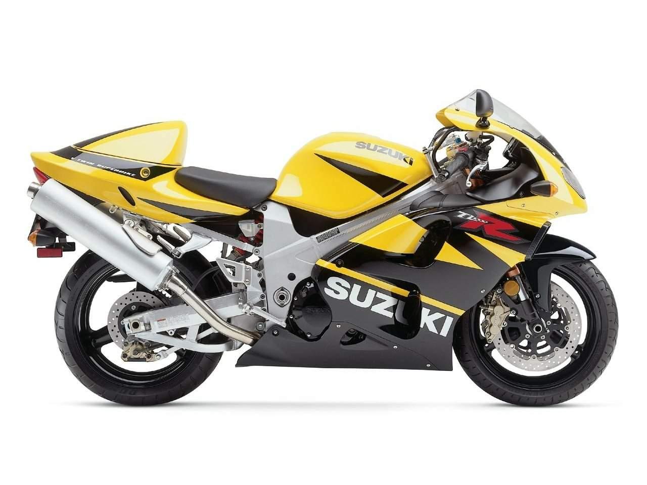 1998 Suzuki TL1000R - Bike-urious