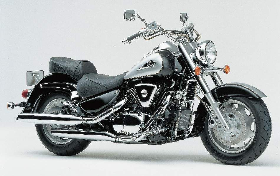 Мотоцикл Suzuki VS 1400GL Intruder 2002