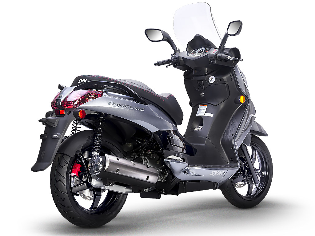 Мотоцикл SYM Citicom 300i 2014