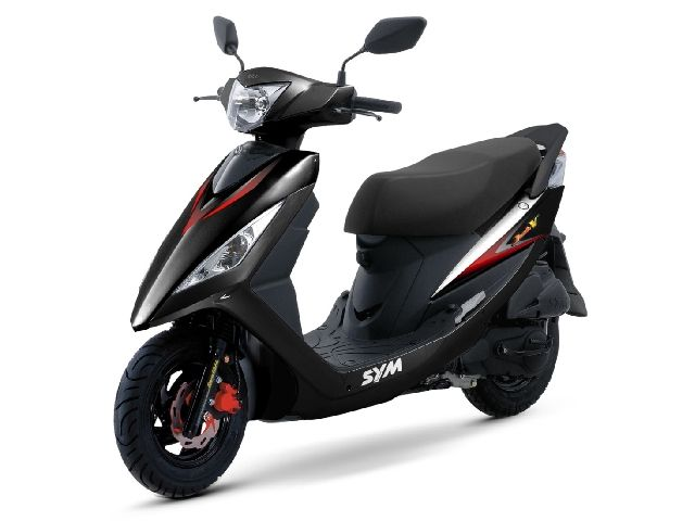 Мотоцикл SYM Jet V 125 2014