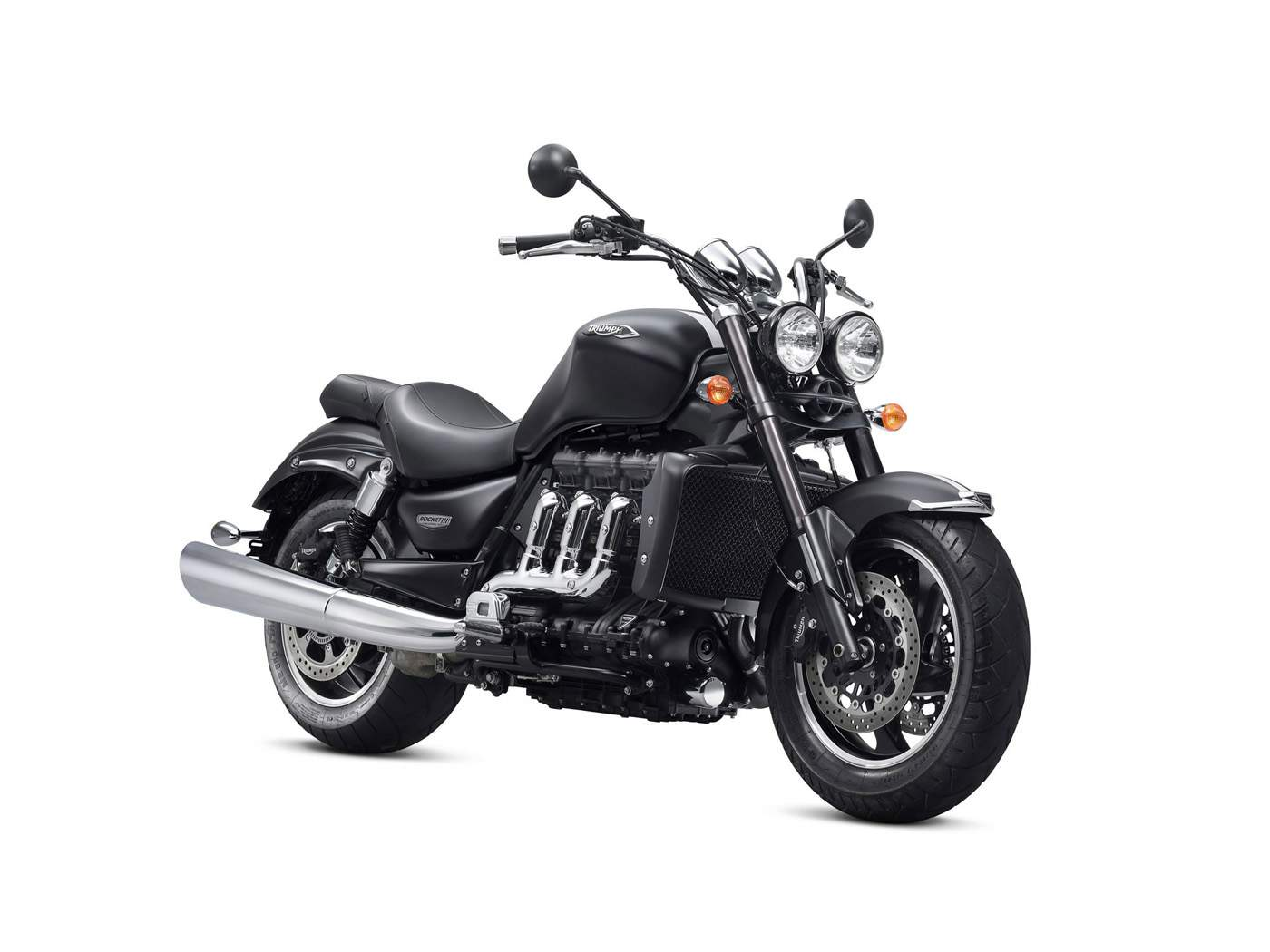 Мотоцикл Triumph Rocket III Roadster 2015