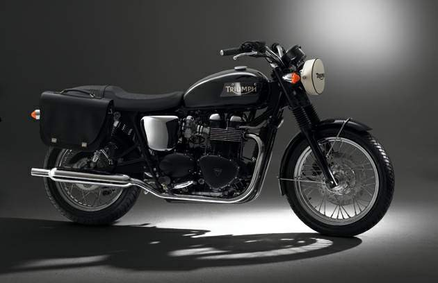 "Мотоцикл Triumph Sixty8 Range ""The Generation"" 2007"