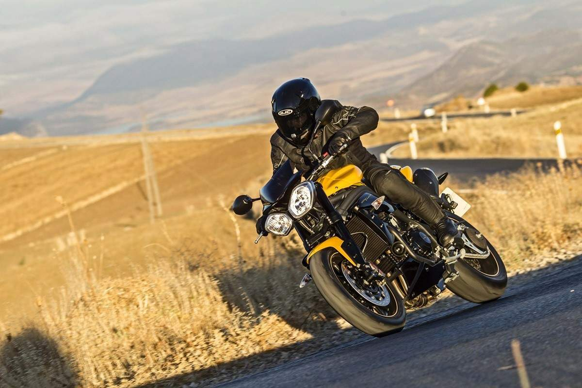 Мотоцикл Triumph Speed Triple 94 Special Edition 2015