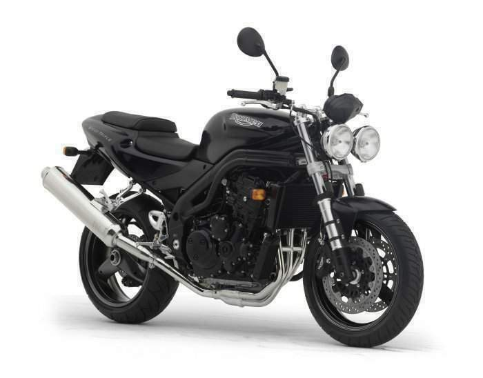Мотоцикл Triumph Speed Triple 955i S.E. 2004