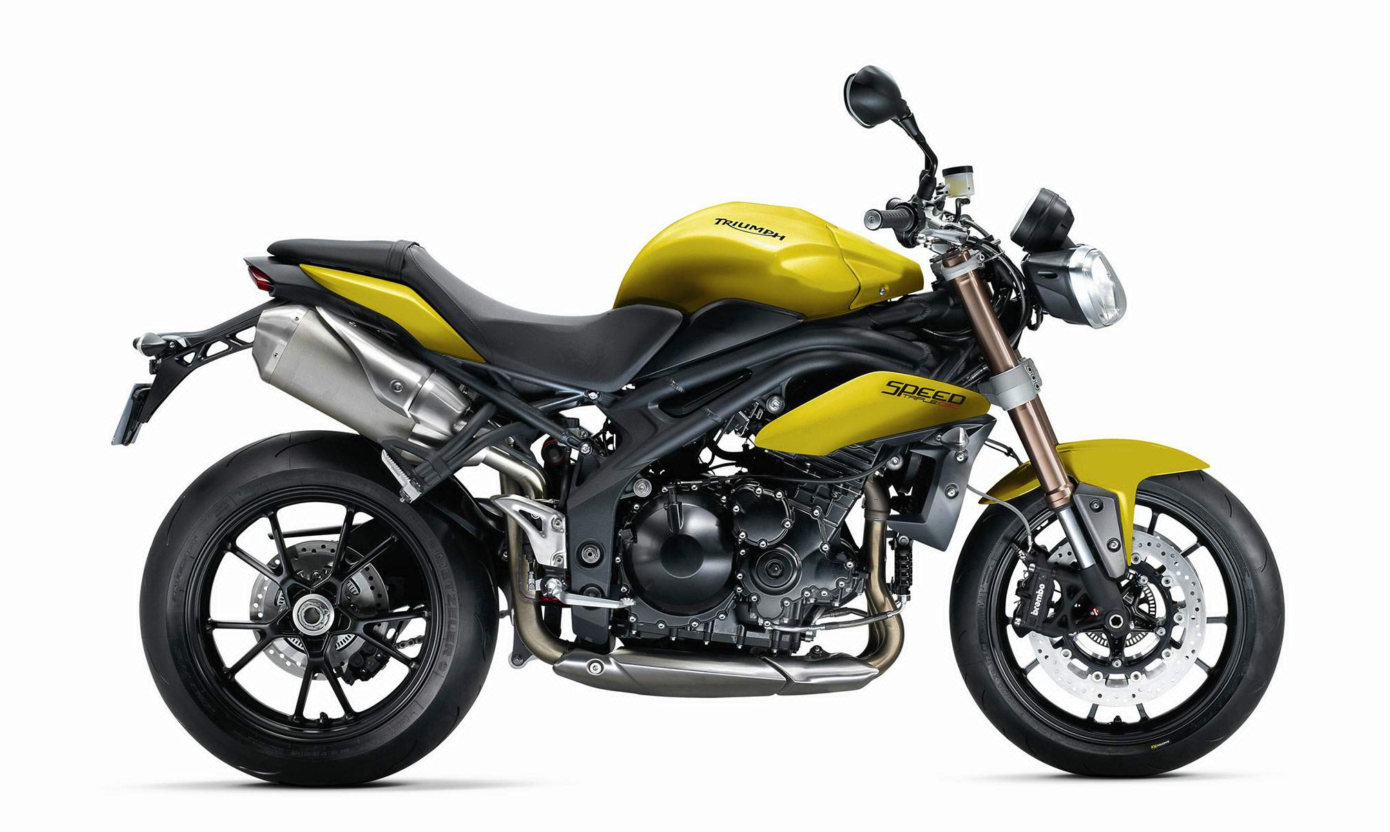 Мотоцикл Triumph Speed Triple 2014