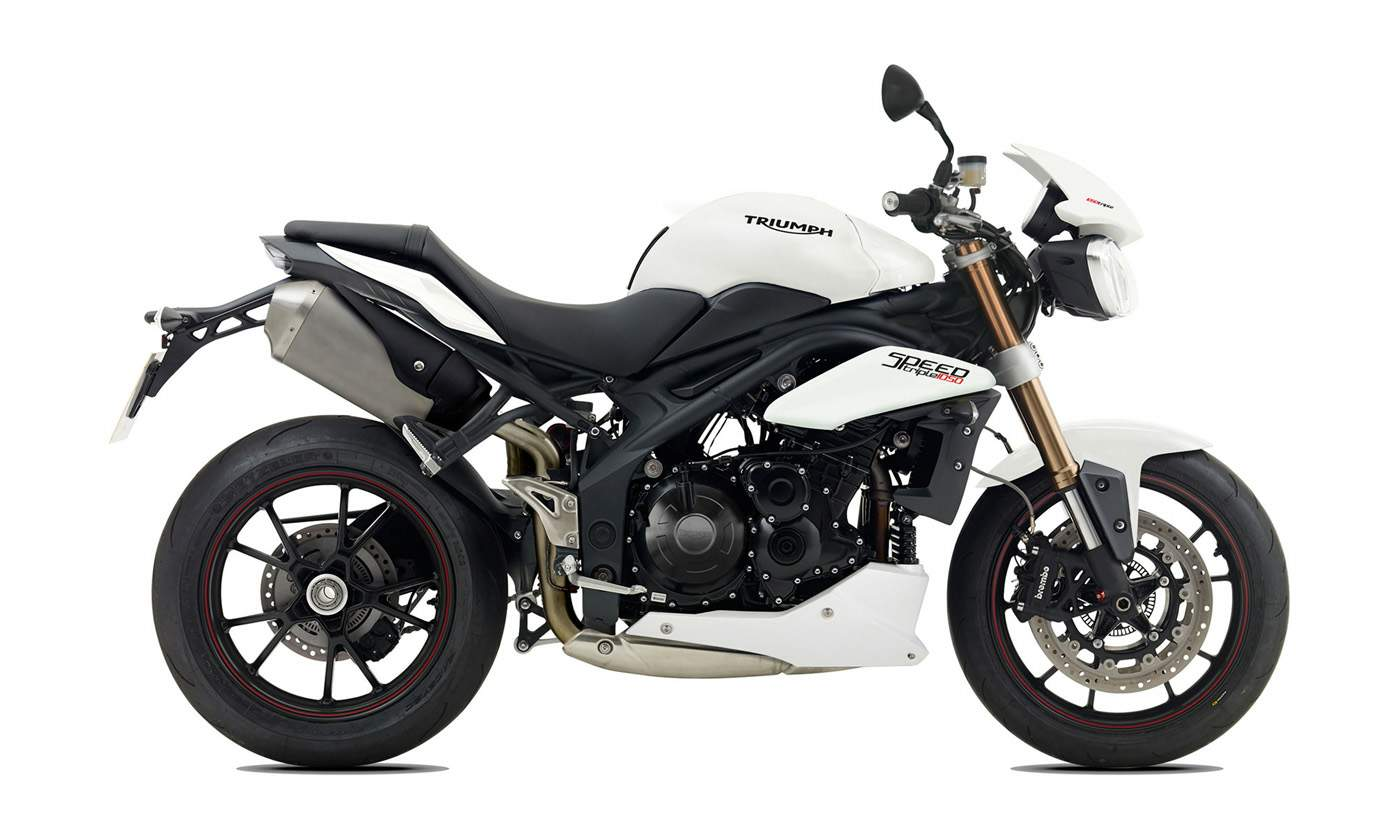 Мотоцикл Triumph Speed Triple 2015
