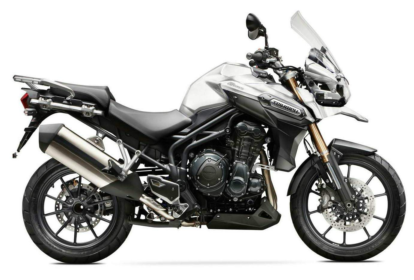 Мотоцикл Triumph Tiger 1200 Explorer 2015