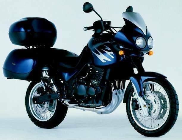 мотоцикл Triumph Tiger 955i 2002 описание фото запчасти цена