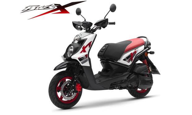 Yamaha BWS 125 X MOTARD 2012