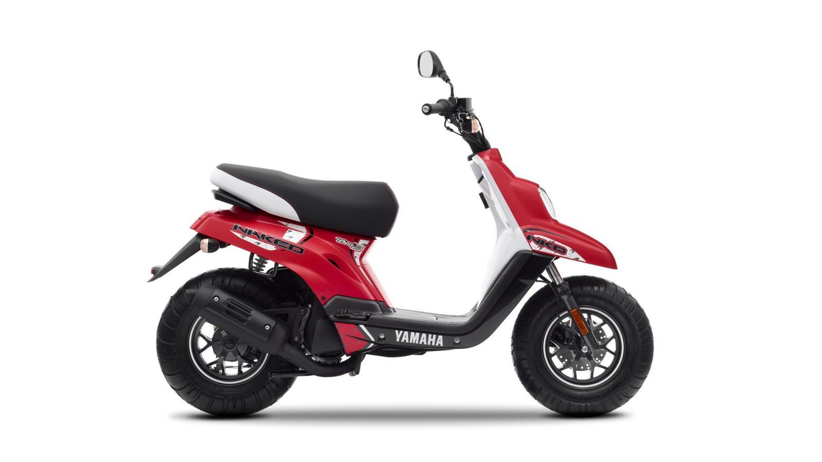 Мотоцикл Yamaha BWS 50 NAKED 2013 Цена, Фото