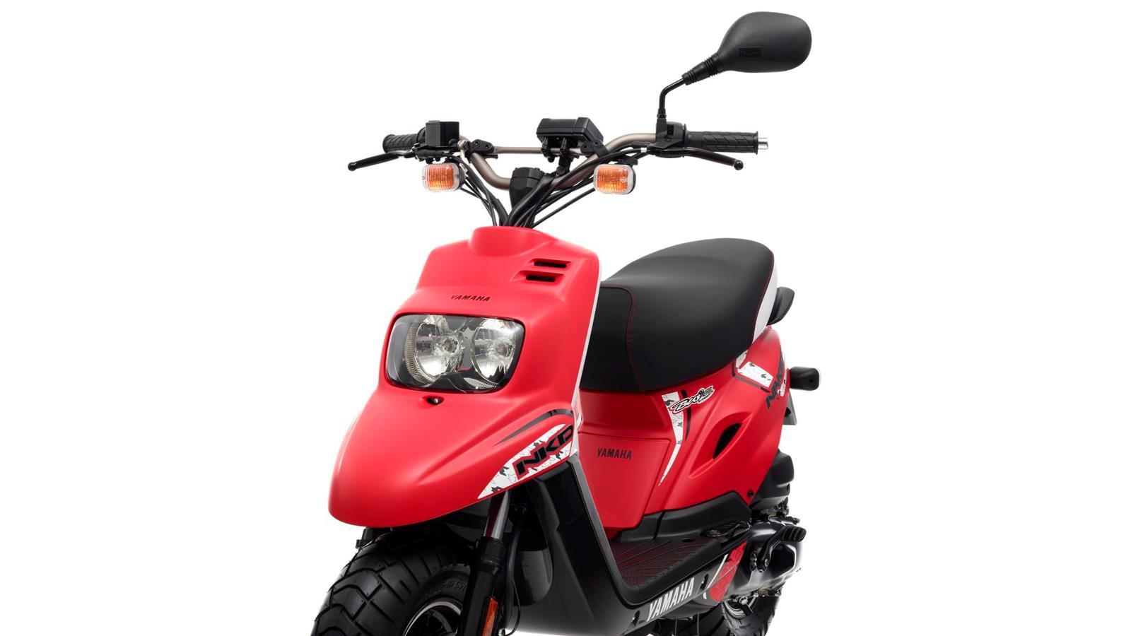 Мотоцикл Yamaha Aerox R Naked 50 2013 характеристики