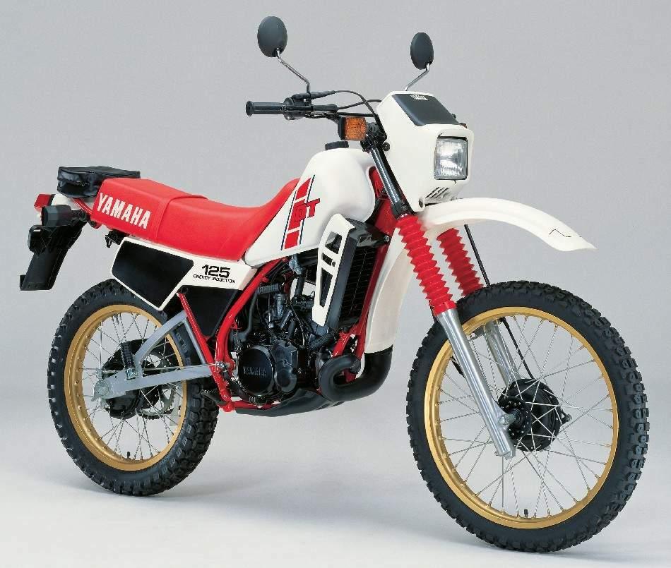 ямаха 50 мотоцикл