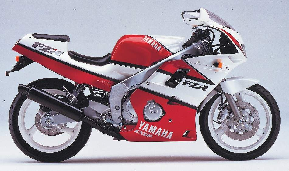 Manual Yamaha Fzr 400 - zinstvde