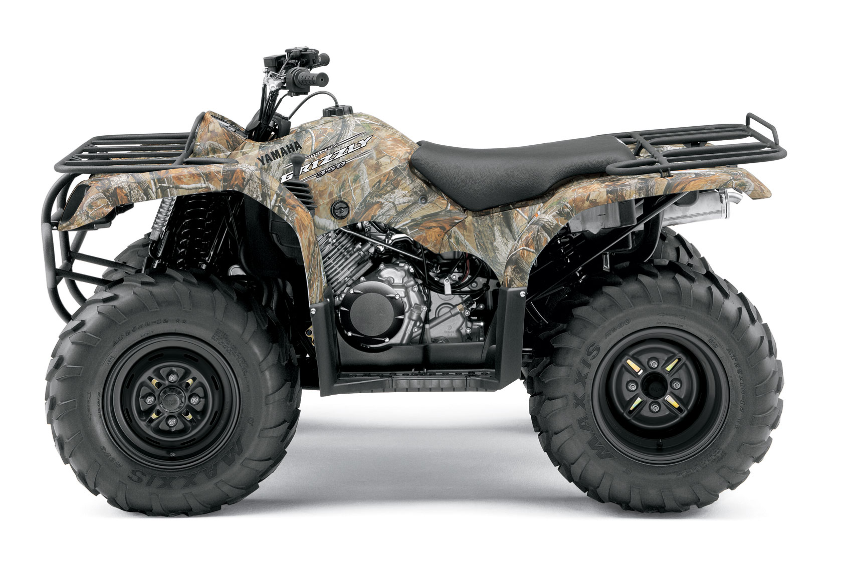 Мотоцикл Yamaha GRIZZLY 350 4X4 2011