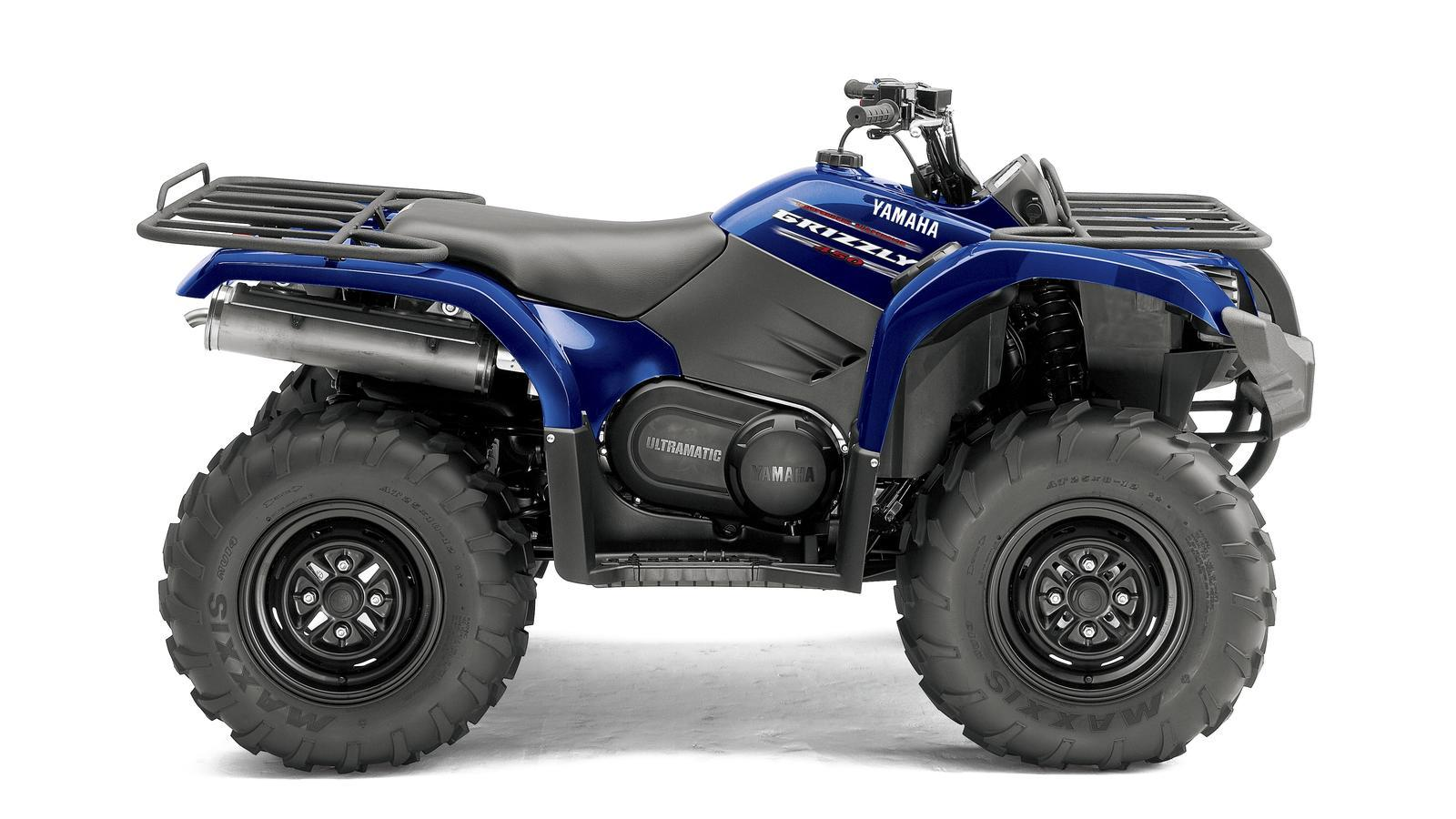Мотоцикл Yamaha GRIZZLY 450 IRS 2013