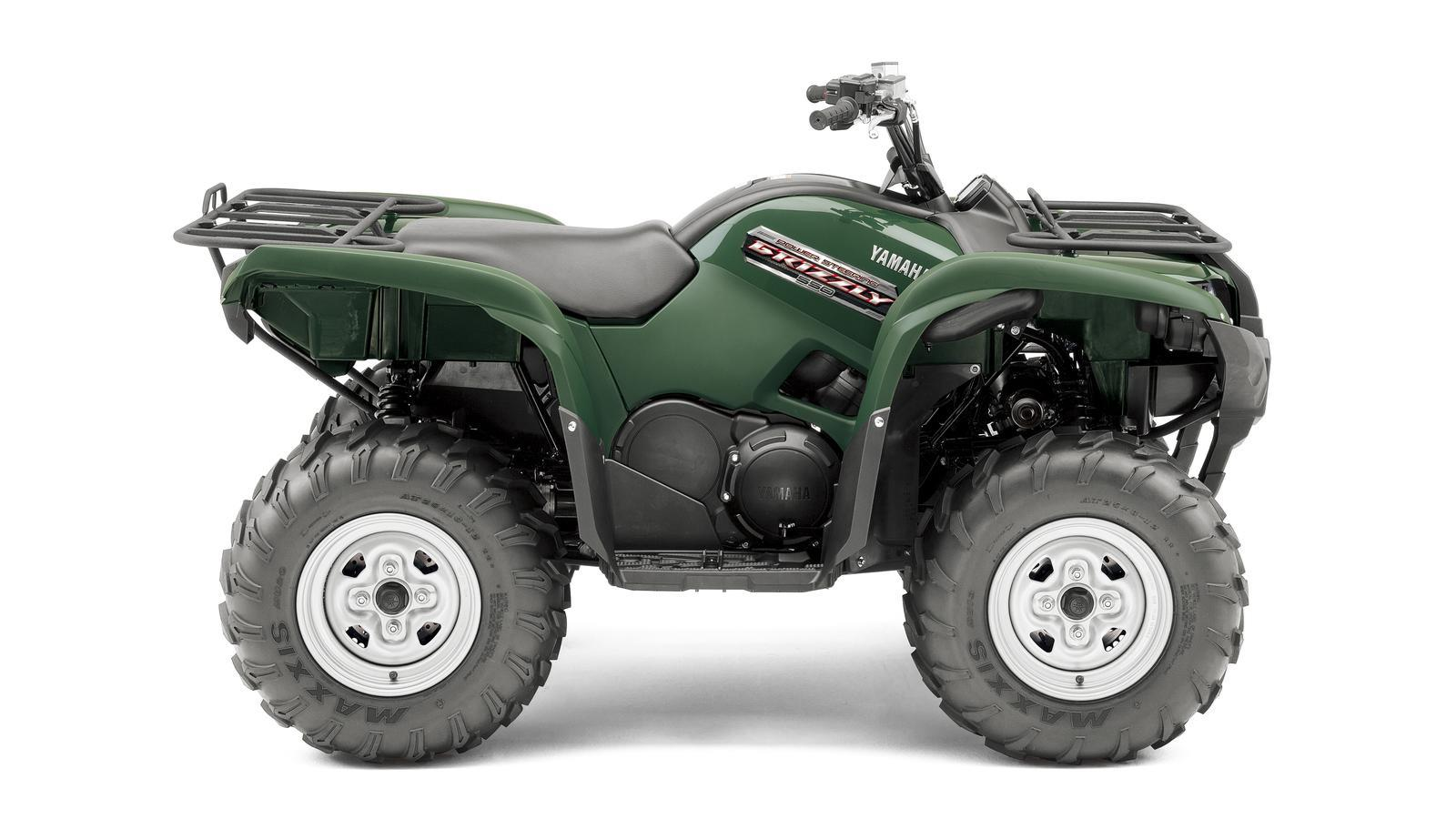Мотоцикл Yamaha GRIZZLY 550 EPS SE 2013