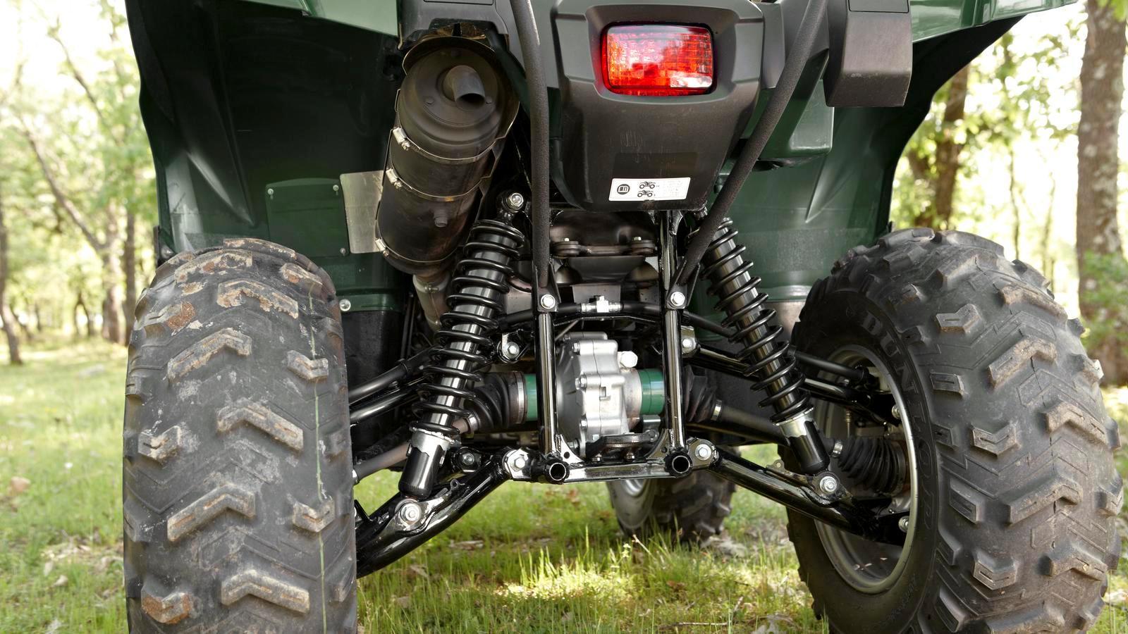 Квадроцикл передняя подвеска