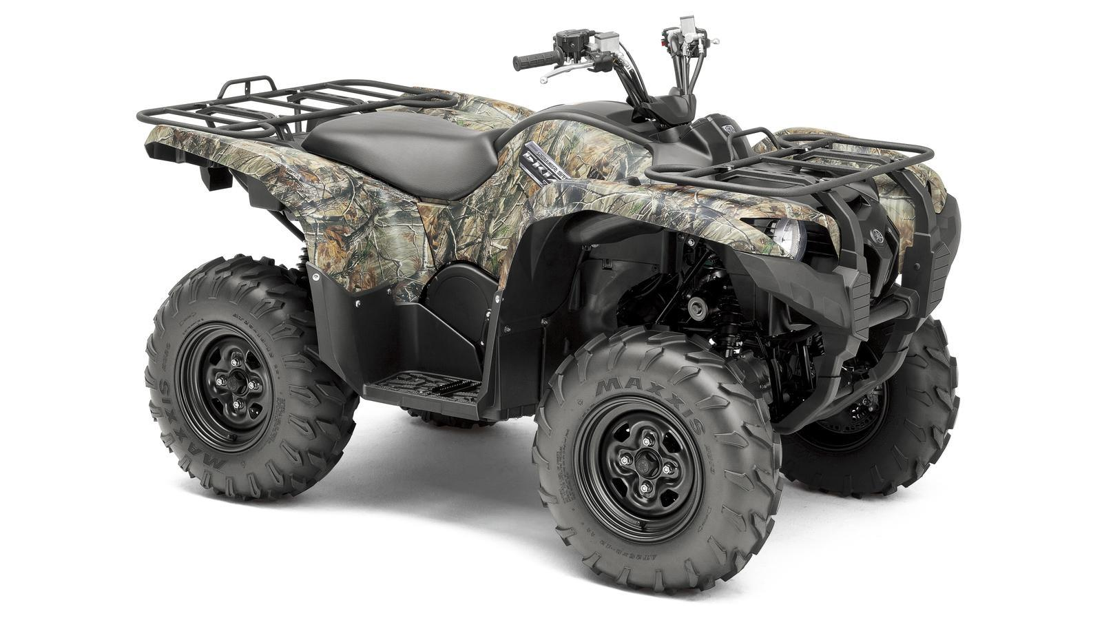 Мотоцикл Yamaha GRIZZLY 700 EPS SE 2013