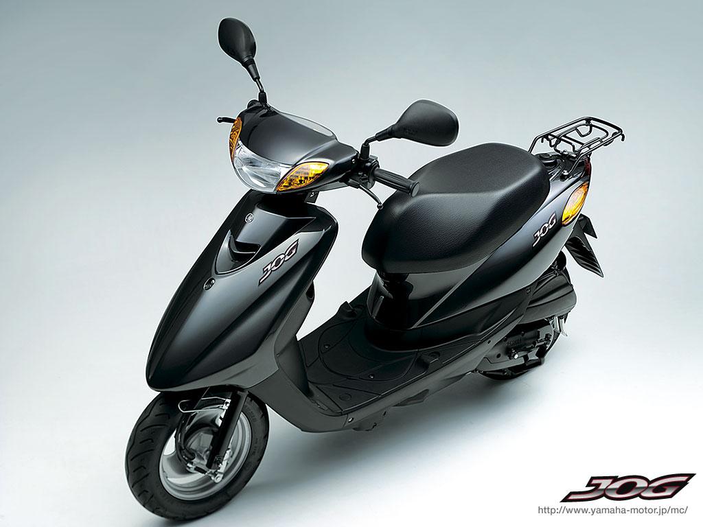 Мотоцикл Yamaha JOG 50 2012 обзор