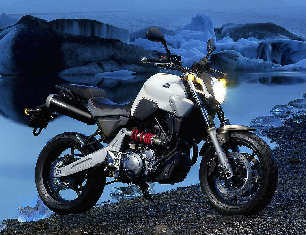 2006 Yamaha MT-03 - Moto.ZombDrive.COM