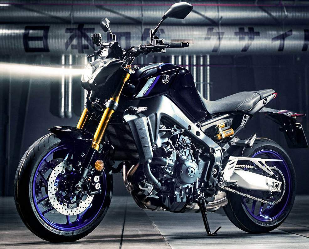 Мотоцикл Yamaha MT-09 SP 2021