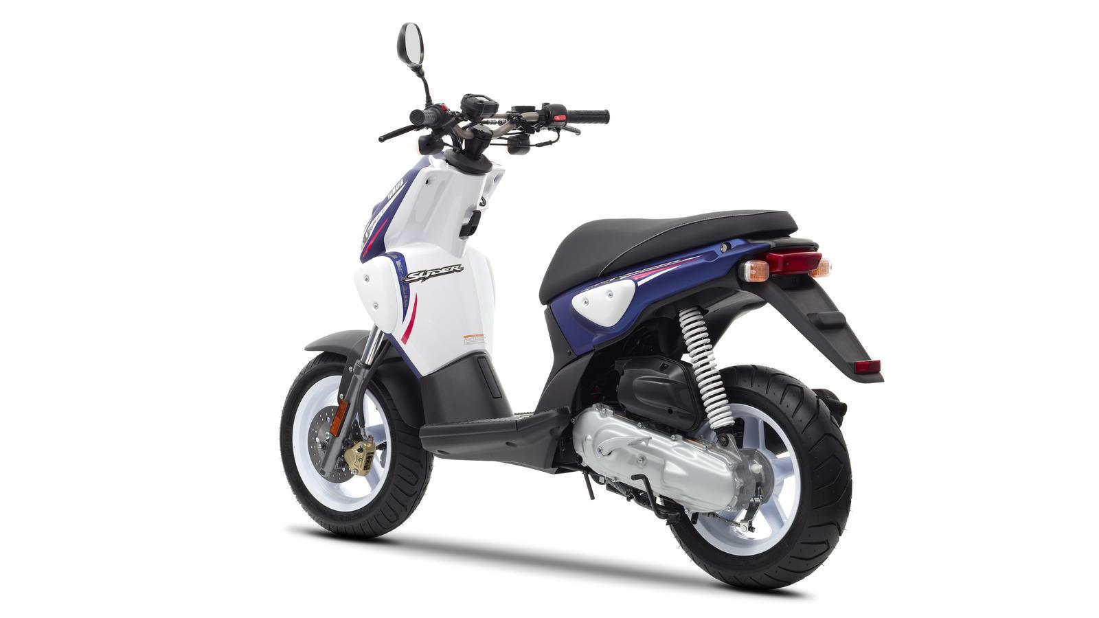 Мотоцикл Yamaha SLIDER 50 NAKED 2013 Фото, Характеристики