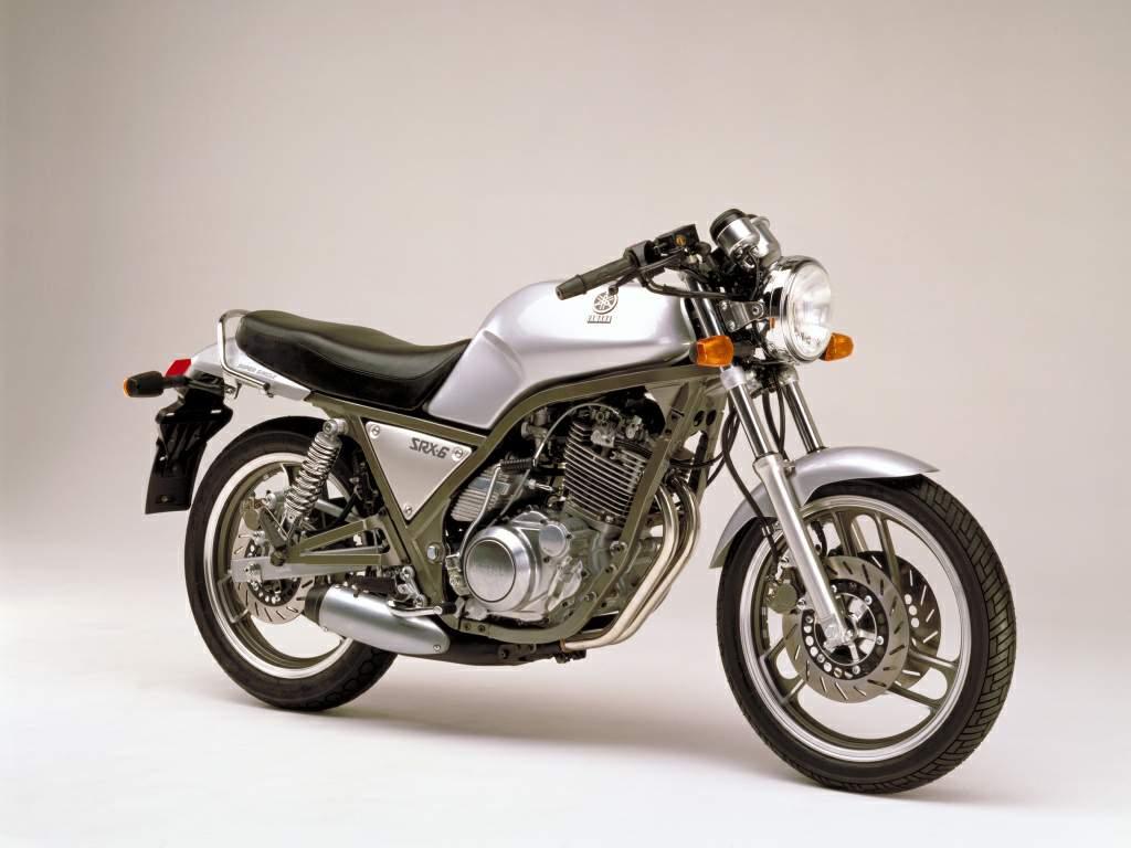 Yamaha Srx Hp