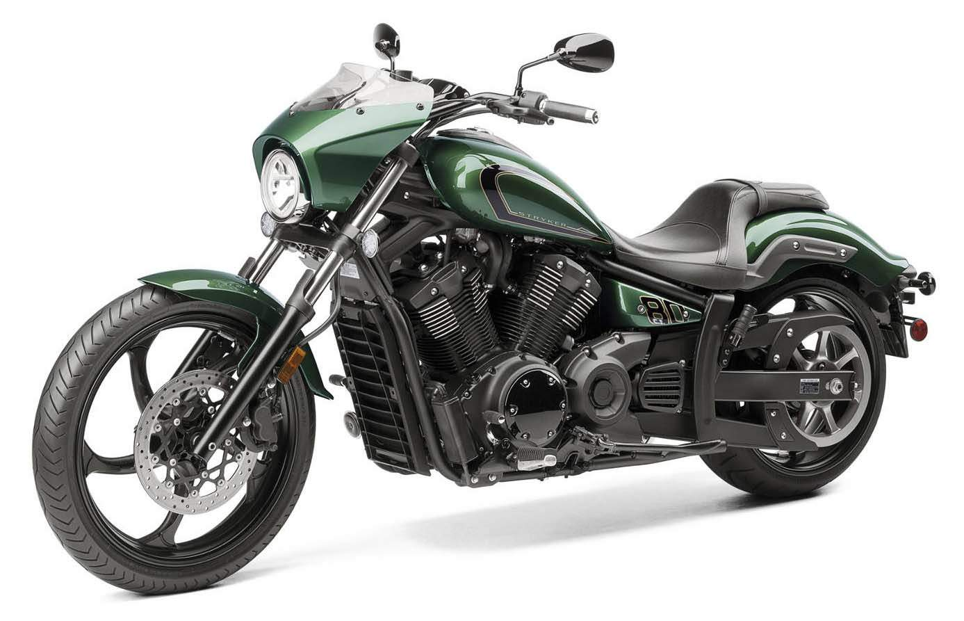 Мотоцикл Yamaha Star Bolt C-Spec 2015