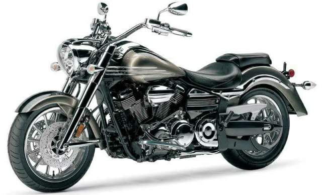 Мотоцикл Yamaha Star Roadliner S 2006
