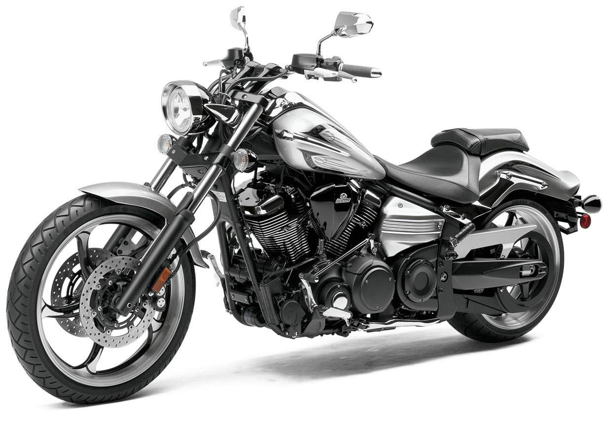 Мотоцикл Yamaha Star Roadliner S 2010