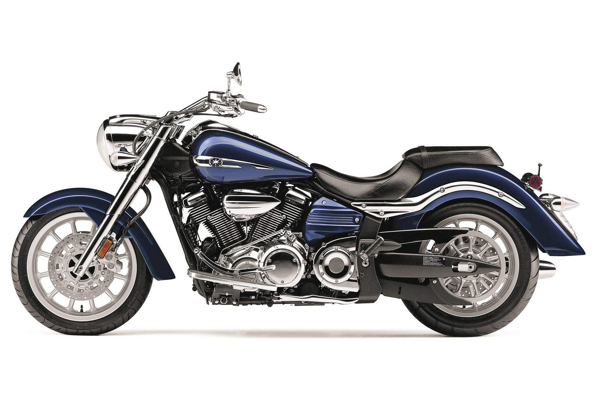 Мотоцикл Yamaha Star Roadliner S 2014
