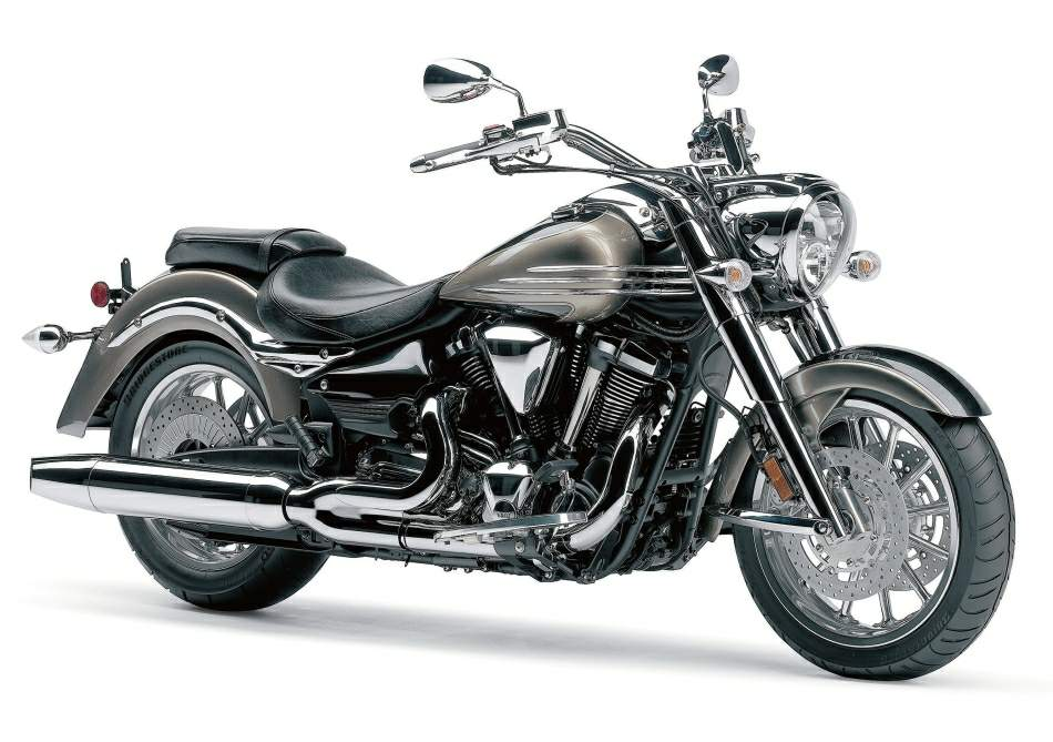 Мотоцикл Yamaha Star Stratoliner Midnight 2006