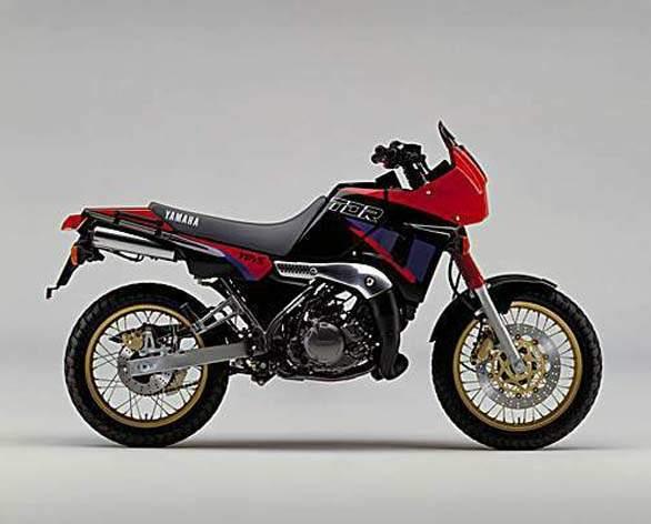 Мотоцикл Yamaha TDR 250 1990