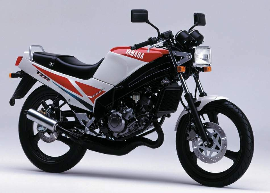 Мотоцикл Yamaha TZR 125 Naked 1992 Фото, Характеристики