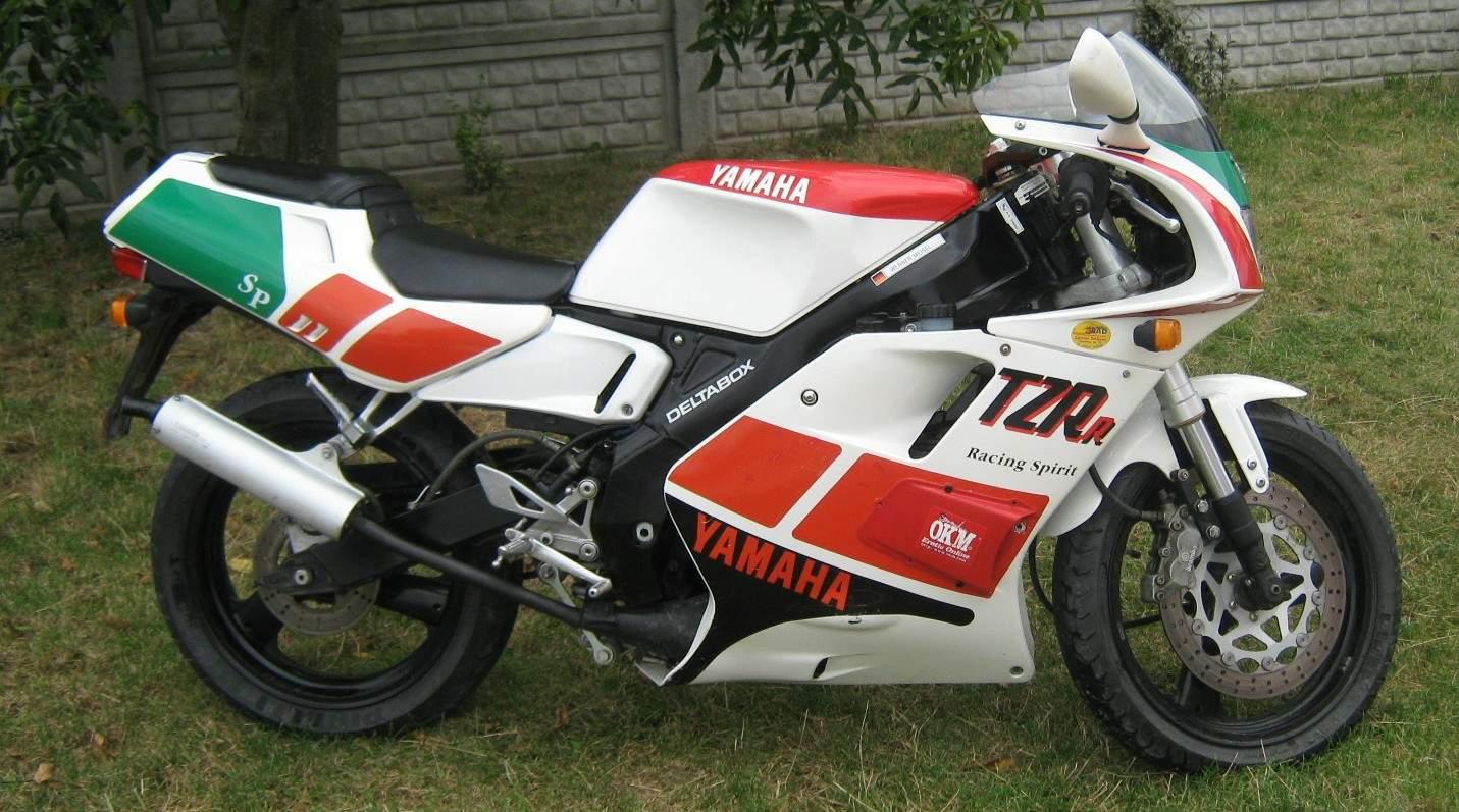 Мотоцикл Yamaha TZR 125 1987 Цена, Фото, Характеристики