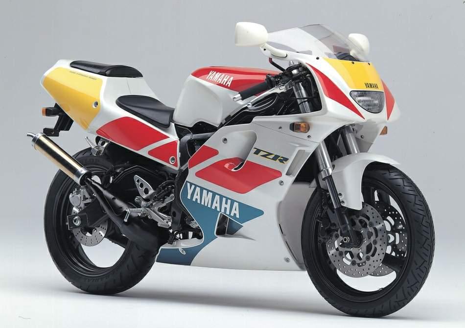 Мотоцикл Yamaha TZR 250R-S P 1992 Фото, Характеристики
